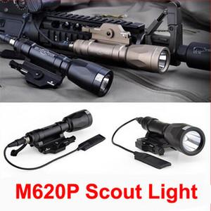 Eleman M620P İzci Işık LED işık Tam Versiyon Gece Evrim Taktik El Feneri el Spotlight