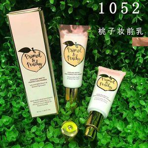 Brand New Prime Peach infundiert mit Pfirsich süß Bild Creme Skin Perfecting Primer Kosmetik DHL Free Foundation Basis