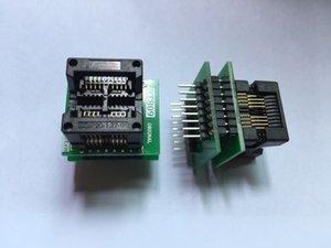 SOP20-1.27-DIP20 soket sop20 ic test soketinde yanık Programlayıcı adaptörü