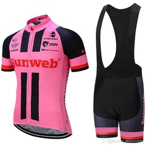 GIANT 2018 Pro Cycling Set VTT Wear Cycliste Maillot Ropa Ciclismo vélo Uniforme Maillot cyclisme Costume Cyclisme Vêtements S073128