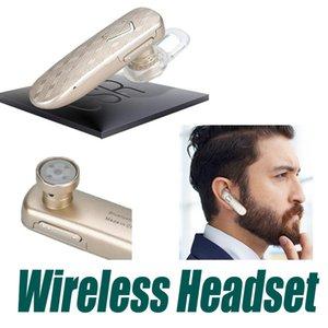 ستيريو سماعات بلوتوث v4.1 للعمل مع مشبك الأذن HANDFREE سماعة مع حزمة البيع بالتجزئة