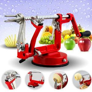 1 Spiral Apple Çarpma tart Patates Slinky Soyma Makinası Kesici Dilimleme Meyve Sebze Araçları Mutfak Aksesuarları yılında Çevre Dostu 3