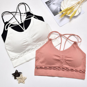 Training Bra Kids Girls Soft Touch Cotton Underwear Sports Kids Vest Bra for Teens Child Student Teenage Bras