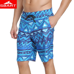 2018 New Board Shorts Männer Fast Dry Air Strand Shorts Bademode Polyester Sommer Outwear Kurze Hosen Männer Plus Größe L -3xl