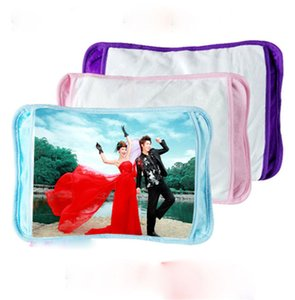 Blank hot water bag for sublimation DIY personalized customized blank hot water bags can print your photo wholesales party gifts