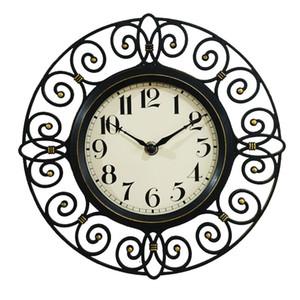 10 polegadas home decor relógio parede ABS mudo relógio de parede design moderno relógio em decoracion casa relogio de parede do vintage