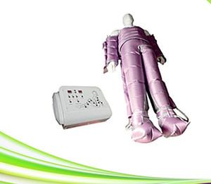 masajeador de la pierna de la presión del aire de la máquina del detox del cuerpo del salón de la belleza del balneario delgado