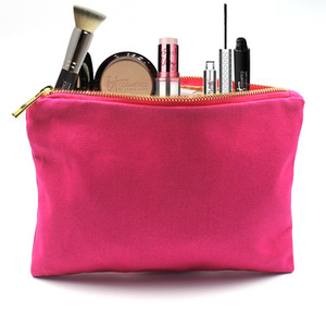New Ladies Small Bag women handbags Organizer Makeup Storage Pouch Purse Pencil Canvas case Cosmetic Tool bag