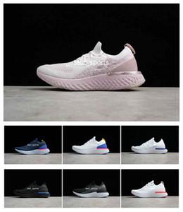 Zapatillas de running de mujer Epic React Trainers Zapatillas de moda de deporte para hombre Zapatillas de running para hombre mujer cómodas Zapatillas de baloncesto