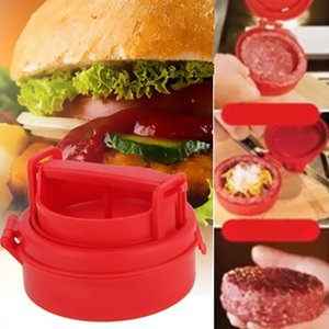 Hamburger Presses Maker Press Cotolette Ripieno Hamburger Stampo Grill Utensili da cucina Manuale Hamburger Forms Premere Burger Gadgets