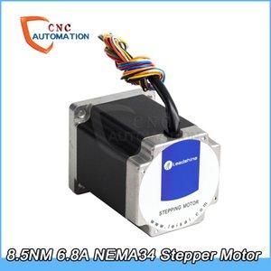 NEMA34 6.8A 길이 118mm 샤프트 12.7mm의 2 상 스테퍼 모터 8.5NM 86HS85을 LEADSHINE