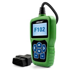 닛산 / 인피니티 오토 키 프로그램 주행 보정 도구 OBDSTAR F102 Immobilizer Pin Code Reader No Token Limitation