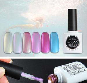 6 colores 2018NEW FISH esmalte de uñas extraíble esmalte de uñas pegamento Bobbi Cutex UV Uhototherapy Ue productos de manicura