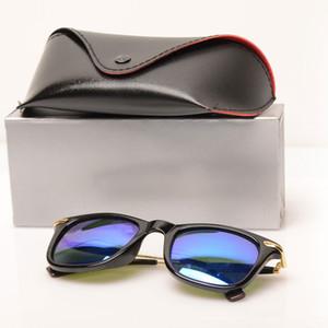 Новые 2148 Солнцезащитные Очки Мужчины Женщины Марка Дизайнер Модные солнцезащитные очки мужские солнцезащитные очки очки 2148 Солнцезащитные Очки Бренда с Оригинальными футлярами и коробками