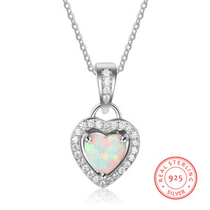 tiny heart shape pendant necklace charm genuine 925 sterling silver jewelry heart necklaces new products on china market for sale NE101936