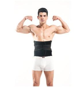 Großhandel Männer Bauch Bauch Bauch Cincher Gürtel Körper Taille Shaper Abnehmen Gürtel Mens Dessous Burning Shaper Top Körper Abnehmen