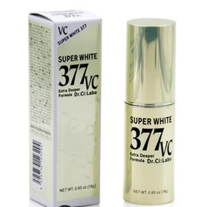 Japan Brand Super White 377 VC formule plus profonde essence de soin de la peau sérums 18g