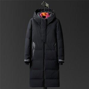 Nouveau style Hommes Vestes D'hiver nord Manteaux Warm Down Veste En Plein Air À Capuche Hommes Face Park Down 8013
