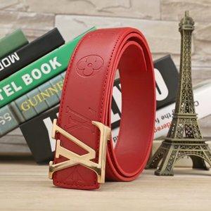 2019 men's belt top quality boxless designer high quality leather men's belt