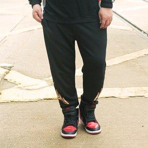 2017 Will Code Men Wear New Product Fertilizer Enlarge Easy Bordado The Fat Fertilizer Guy Tuba Tiempo libre Pantalones masculinos