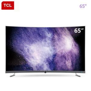 TCL 65 pollici superficie curva ad altissima chiaro 4K AI intelligenza artificiale discorso TV, trasporto tutti i nuovi prodotti caldi HDR ecologica senza!