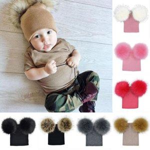 Emmababy New Winter Warm Lovely Baby Bimbo lavorato a maglia per bambini Bimbo lavorato a maglia per bambina