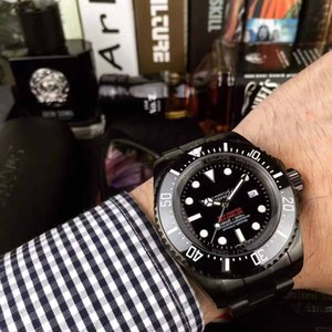 Top qualità 2017 migliore modo della vigilanza di sport degli uomini casuali di modo orologi meccanici degli uomini semplici di vendita