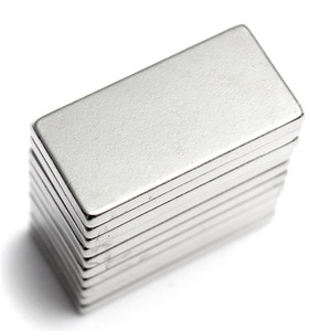 Shiping libero 6 Pz N35 20 * 10 * 2 Super Forte Magnete Al Neodimio Blocco Magneti Cuboid Terre Rare N35 20 x 10 x 2mm