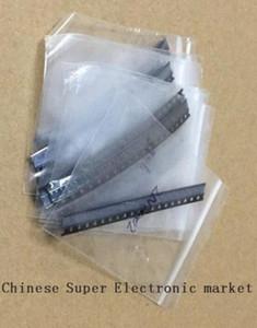 160pcs SMD Field Effect Transistor Pack SI2300 SI2302 SI2303 SI2305 SI2306 AO3407 AO3401 2N7002 cada 20 piezas Juego de tríodo