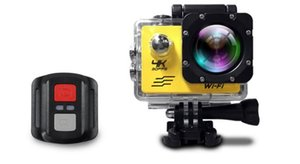 Motion camera with remote-controlled outdoor diving camera 2 inch WiFi