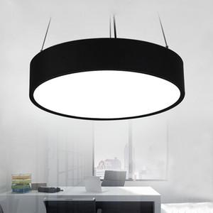 Pingente redondo LEVOU Lustre escritório moderno estudo minimalista restaurante de suspensão linha de iluminação lâmpadas iluminação comercial