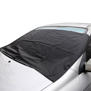 1 Pc Magnetic Car Covers Pára-brisas Windscreen Capa de Calor Sol Sombra Anti Neve Gelo Gelo Escudo Protetor de Poeira de Inverno Car Styling