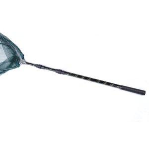 Nuova rete da pesca in lega d'alluminio 185 centimetri telescopico atterraggio pieghevole rete a scomparsa pieghevole da pesca guadino rete da pesca