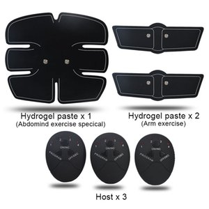 Hot Professinal Body Slimming Massager Health Gadgets Training Stimulator Abdominal Muscle Device Wireless EMS Belt Gym Home Fitness