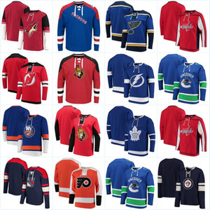Hoodies Anaheim Ducks Arizona Coyotes Boston Bruins No Hat Sweater Buffalo Sabres Calgary Flames Carolina Hurricanes Hockey Jerseys