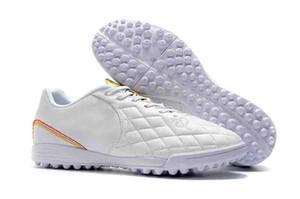 Geração 7 chuteiras Tiempo Ligera IV IC TF TIEMPOX botas de futebol relvado chuteiras de futebol TimpoX Finale couro
