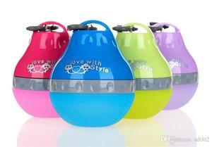 Tipo de Gotita de Agua Dispensador de Alimentador Hervidor de Agua Portátil de Silicona Cat Canodle Drinking Dispositivo Botella Práctica Suministros de Mascotas No Tóxico 23hy2 ZZ