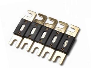 [مجموعة] محفظة 5pcs ANL Forkbolt Fuse 150A / 200A / 300A (مطلية بالذهب)