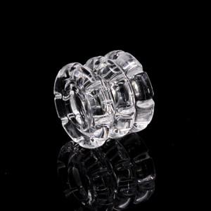 Kalite kuvars elmas düğüm güç dişli eklemek çıkarılabilir kase tırnak eklemek için fit 25mm kuvars banger 10mm 14mm kuvars termal banger domeless