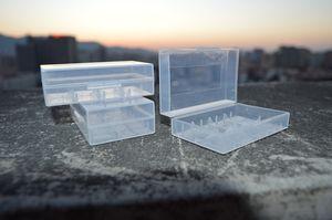 20700 21700 Portable Boîtier En Plastique Sécurité Titulaire De Stockage Réservoir Paquet Piles pour Lithium Ion Chargeur De Batterie Mech Wrap DHL