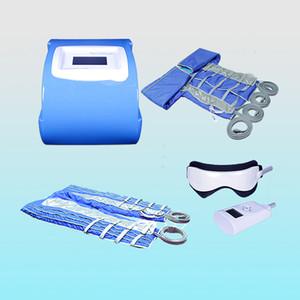 Pressoterapi masaj lenfatik drenaj selülit reductin cilt sıkma kilo kaybı Vücut Masaj Vücut Detoks pressoterapi makinesi