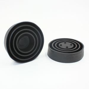 HID LED Farol Car Habitação Seal Cap Capa de Poeira de Borracha À Prova de Poeira para 55mm / 70mm / 80mm / 90mm / 95mm Tampa Do Selo do Farol 2 Pcs
