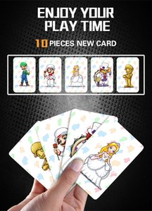 10 pcs Full Set NFC PVC Tag Cards Super Mario odyssey for NS Switch Wii U