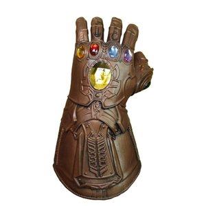 Boy Thanos Mask Infinity Gauntlet s Infinity Guantes de guerra Cosplay Thanos Glove Halloween Party Props