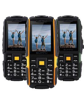 Alta qualità Originale X6000 IP67 Impermeabile Antiurto Cellulare Antipolvere Rugged Outdoor Cell Phone Dual SIM card Cellulari Bluetooth