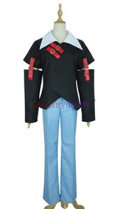 Mobile Suit Gundam SEED Schicksal Cosplay Kira Yamato Kostüm H008