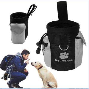 Cão de Estimação Cachorro Petisco Snack Bag Obediência À Prova D 'Água Mãos Livres Agilidade Isca Food Training Treat Bolsa Bolsa de Trem AAA472