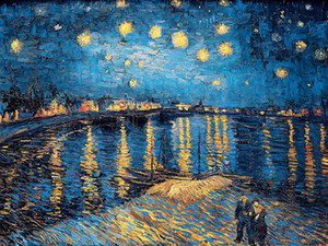 Album di opere di Van Gogh Star Moon Night HD Canvas Stampe Modern Abstract Wall Art Painting Immagini a parete per soggiorno Home Decor
