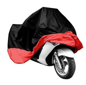 YENI Motosiklet Kapak Su Geçirmez Açık Uv Koruyucu Bisiklet Yağmur Toz Geçirmez Motosiklet Motor Scooter Kapak M ~ 4XL