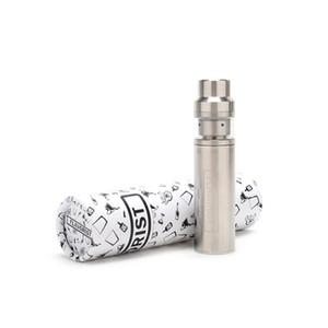 Vapdam Flavorist Aço Inoxidável E suco Garrafa Versão 2 vape líquido de Aço Inoxidável suco garrafa vaper acessórios